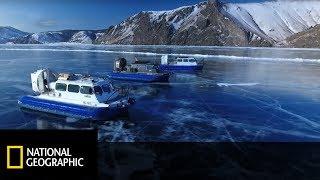 Nie uwierzysz ile ciekawostek skrywa Bajkał! [Najniebezpieczniejsze miejsca świata]
