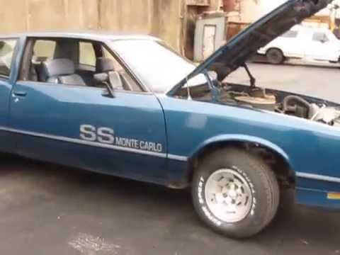1984 mexican monte carlo ss for sale youtube. Black Bedroom Furniture Sets. Home Design Ideas