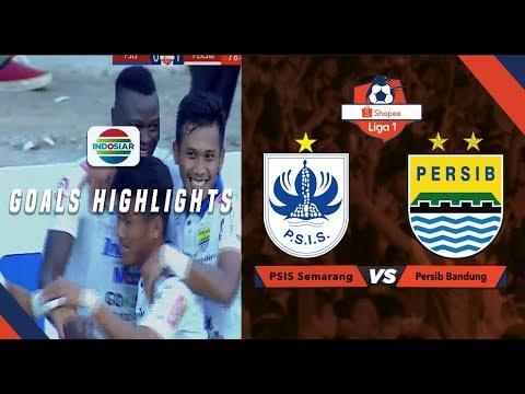 PSIS Semarang (0) vs (1) Persib Bandung - Goal Highlight | Shopee Liga 1