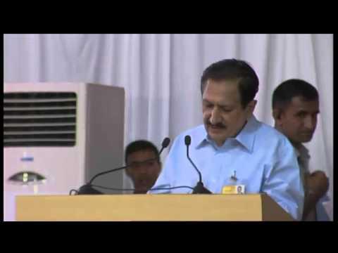 Guj CM dedicates road built under Reliance Ind. CSR activity &  an animal hospital at Jamnagar