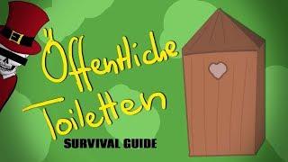 Öffentliche Toiletten - Tommys seriöse Survival Guides