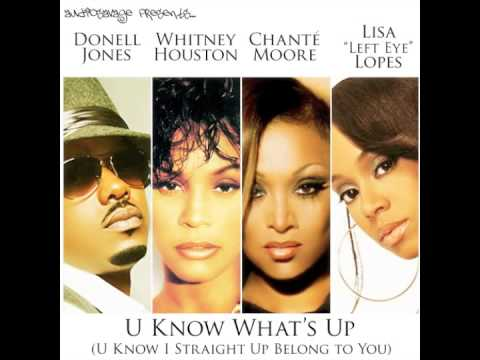 Donell Jones x Whitney Houston x Chanté Moore x Left Eye - U Know What's Up (AudioSavage Mashup)