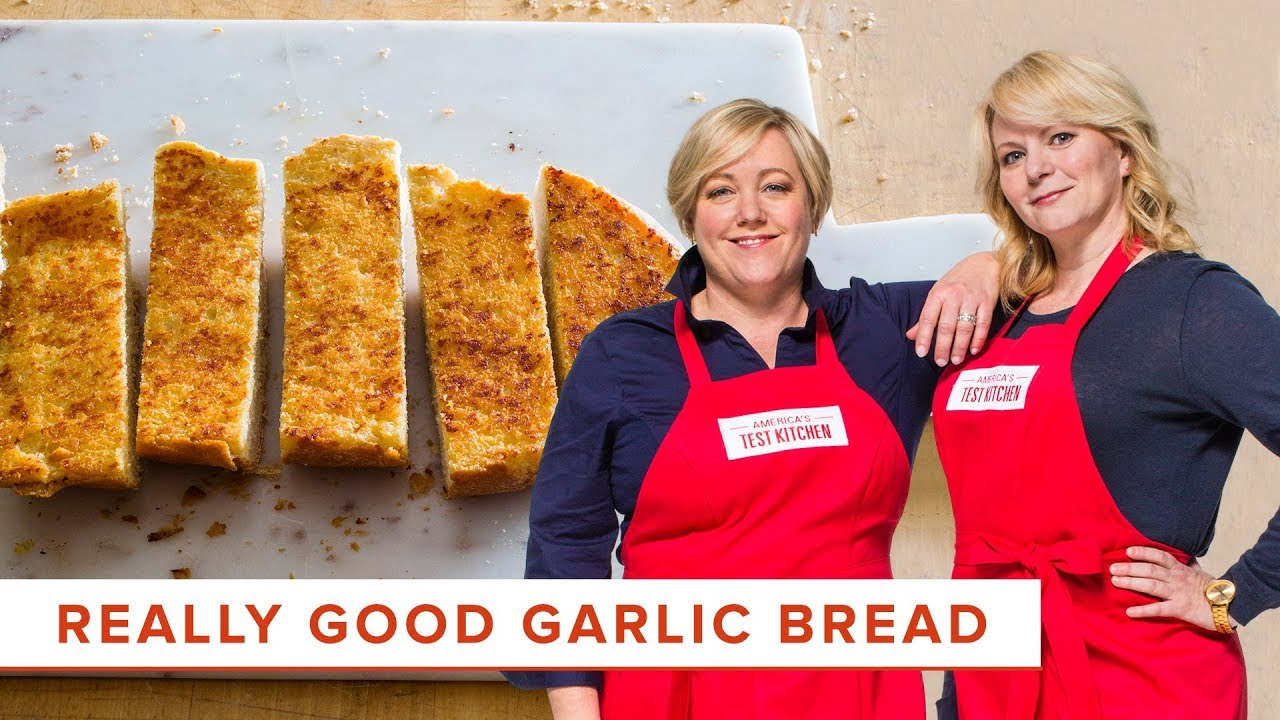 How To Make Really Good Garlic Bread