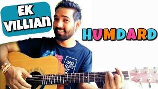 Gambar cover Humdard Guitar Lesson - Ek Villian