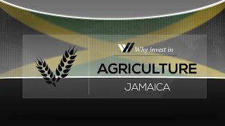 Agriculture  Jamaica - Why invest in 2015