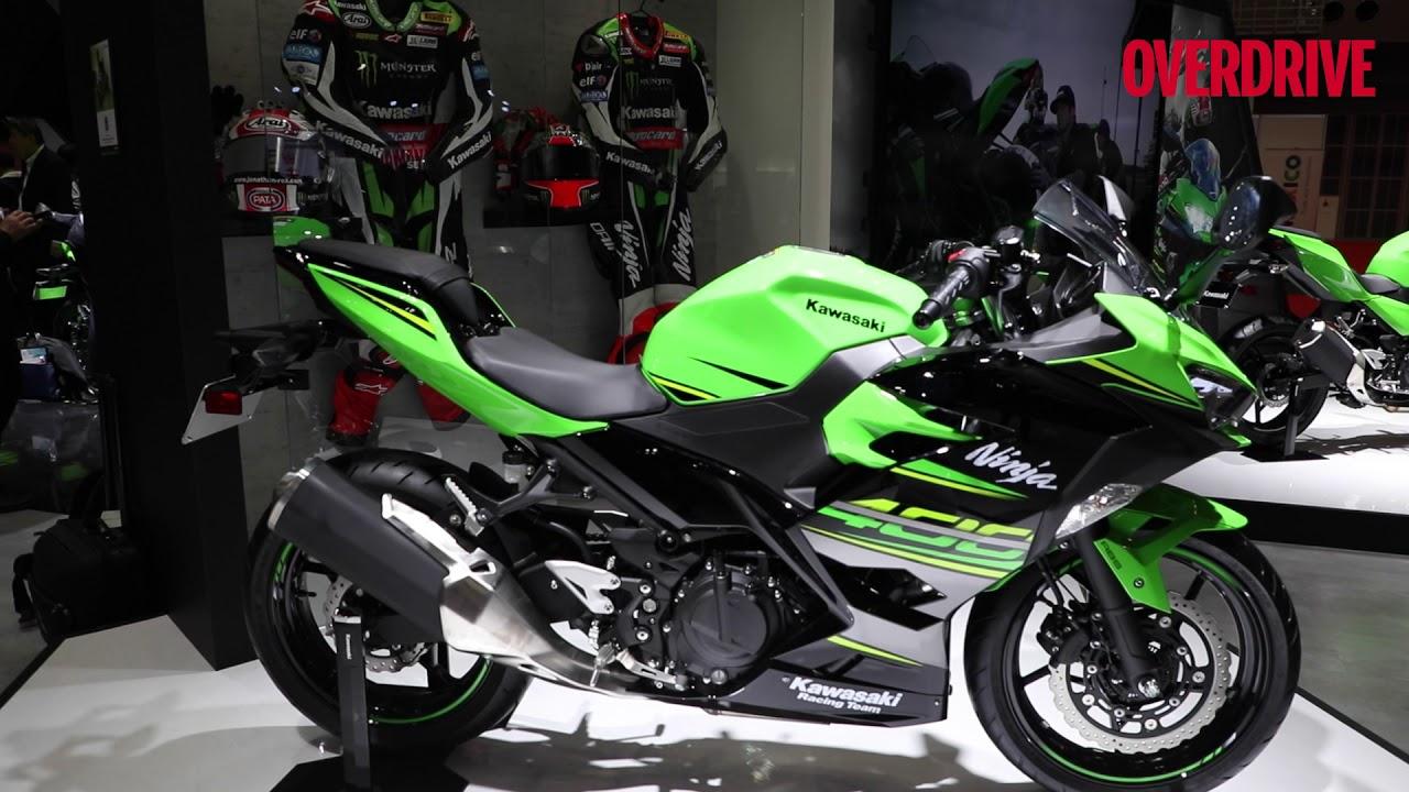 Kawasaki Ninja 400 And Ninja 250 2017 Tokyo Motor Show Youtube