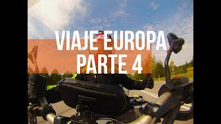 VIAJE EUROPA   PARTE 4   KTM 1190 ADVENTURE   GROCA ADVENTURE