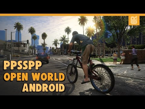 5 Game Android Open World PSP Terbaik | PPSSPP Emulator