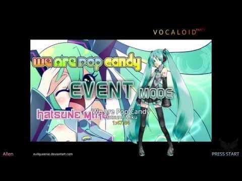 [Stepmania 5] Hatsune Miku - Pop Candy [AA]