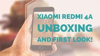 Xiaomi redmi 4a unboxing and in depth look - packed with features, huge battery life