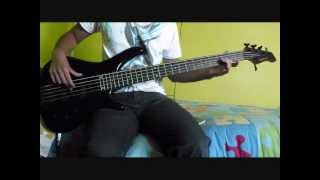 Helloween Victim Of Fate Bass Cover