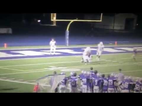Shawn Oakman High School Big Hit