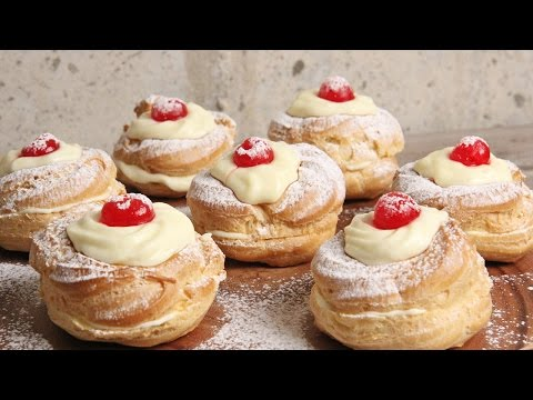 Zeppole San Giuseppe Recipe | Episode 1146