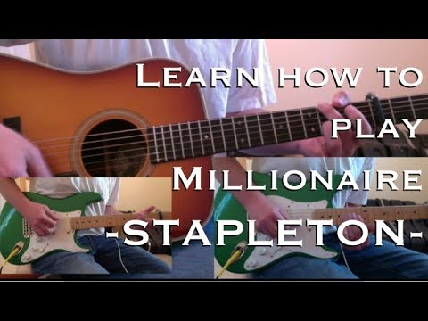 Chris Stapleton Millionaire Chords Lesson and Tutorial