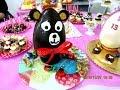 ביצת שוקולד דובי מקסימה לחגים ואירועים Easter Egg surprise! Kids will love it