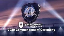 QCC Virtual Commencement Ceremony 2020