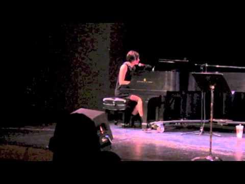The Boat Song (original)- at Astrid Lundberg's senior concert