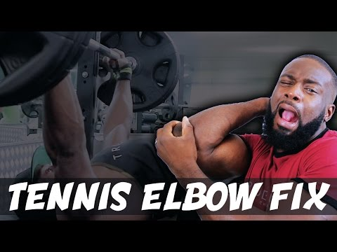 Elbow Injury/Tendonitis Rehab | Full Chest Routine | Gabriel Sey