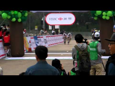 HSBC Tour of South China Sea cycling racing 2010 hong Kong Stage