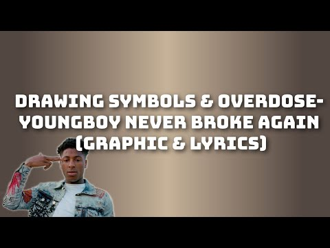 NBAYOUNGBOY- Drawing Symbols & Overdose (LYRICS/ GIFs)