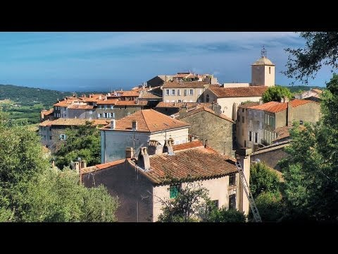 Ramatuelle, French Riviera, France [HD] (videoturysta)