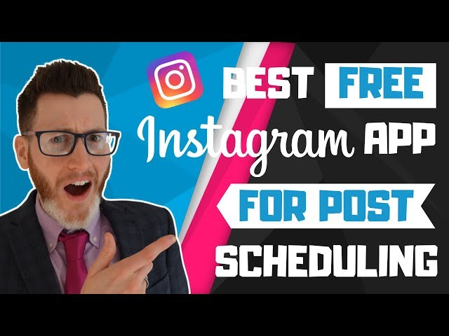 FREE Instagram Post Scheduler | Best Instagram Scheduling Tool 2019