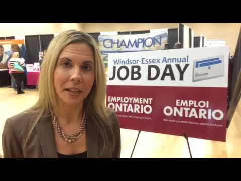 Job Fair In Windsor
