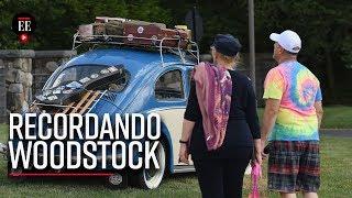 Los hippies originales vuelven a Woodstock en su 50 aniversario - El Espectador