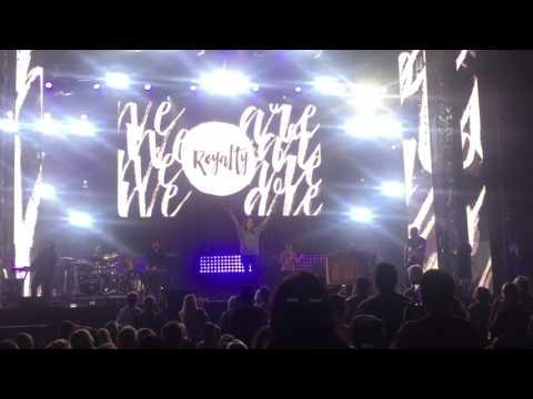 Francesca Battistelli - NEW SONG - Royalty - #Roadshow17 - Ontatio, CA 3/10/17