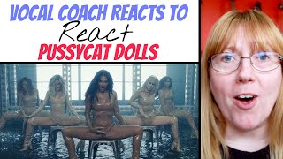 Vocal Coach Reacts to Pussycat Dolls 'React'