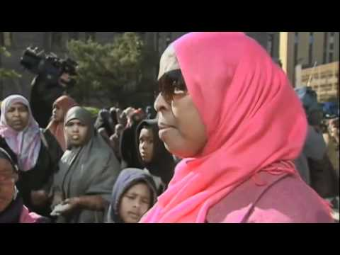 Somalis in exile support convicted terrorists/jihadists in USA and Europe.