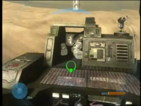 Halo 3 - How to make an Elephant fly [Sandtrap]