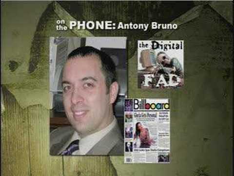 Billboard Magazine's Antony Bruno on Tampa Bay's Media Talk