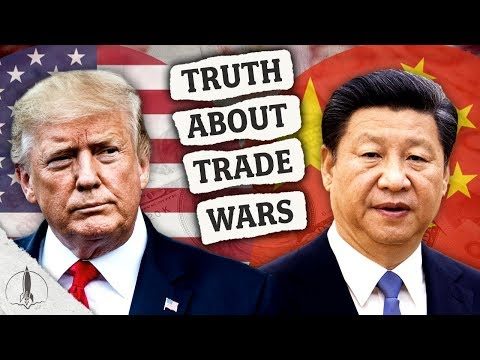 Tariffs, Manipulation, & Theft: U.S. & China Trade War Explained