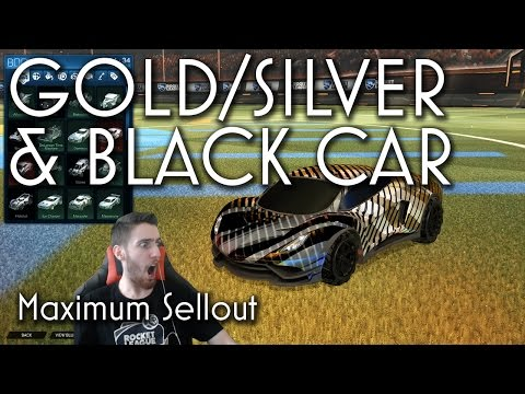 GOLD SILVER & BLACK 20XX