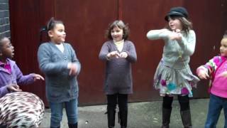An introduction to Singing and dancing