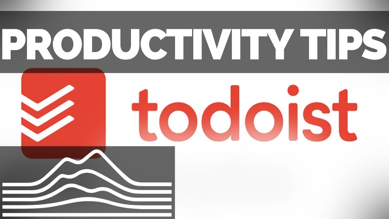 Finishing a Track with a Project Template in Todoist - YouTube