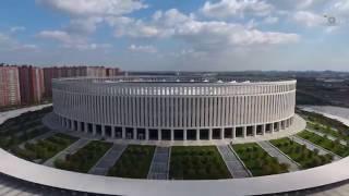 лучший стадион Европы. Стадион
