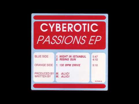 Cyberotic - Night In Istanbul (Acid Trance 1994)
