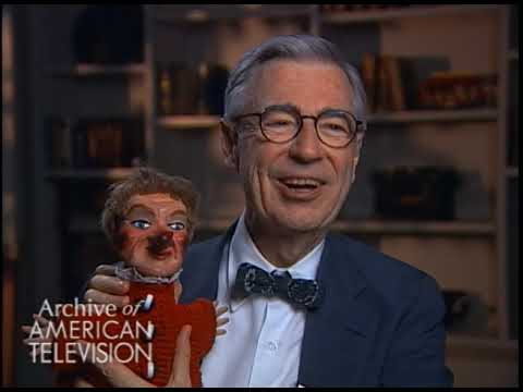 Fred Rogers Interview Part 1 of 9 - TelevisionAcademy.com/Interviews - Fred Rogers Interview Part 1 of 9 - TelevisionAcademy.com/Interviews