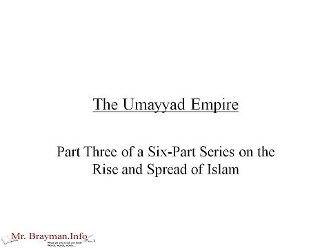 The Umayyad Empire