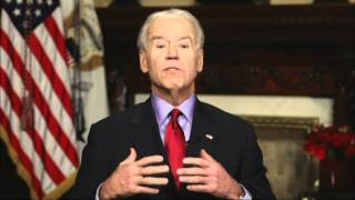 Vice President Biden Finds New Venue to Talk Up Gun Violence(, 2013-01-25T01:56:32.000Z)
