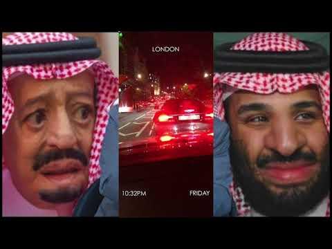شاهد سيارات المراخين في لندن thumbnail