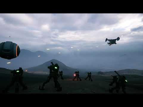 Artificial Extinction - Tower Defense от первого лица с роботами