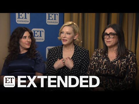 Cate Blanchett On Playing Phyllis Schlafly In 'Mrs. America' | EXTENDED