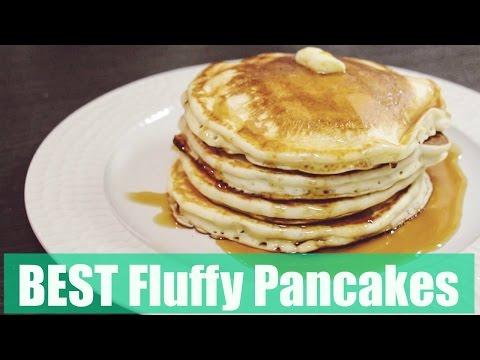 ❤️-recette-de-pancakes-américains-✨-the-best-recipe-✨