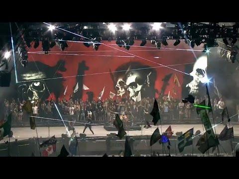 Metallica - One @ Glastonbury 2014