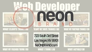 Web Developer - What I Actually Do | Las Vegas Website Design