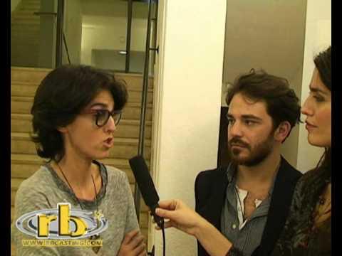 ILLUMINATI, CAMPANELLA, DE LUCA intervista (Staff Officine Artistiche 2010) - WWW.RBCASTING.COM