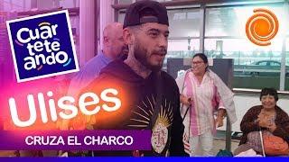 Ulises Bueno se fue de gira a España